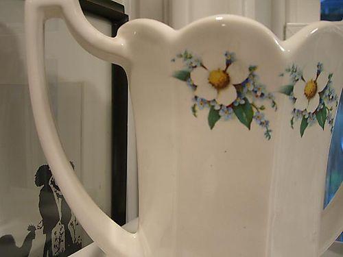 McCoy vase...