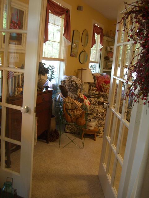 Kathy's home... LR002
