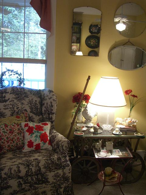 Cherry Hill Cottage Kathy S Living Room