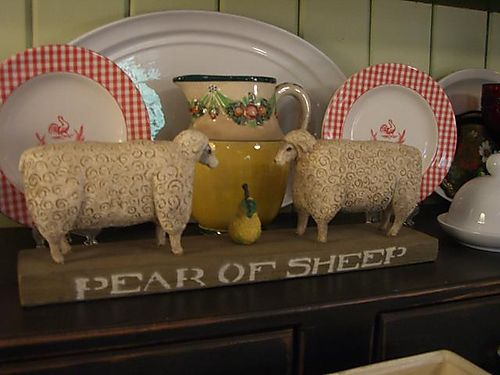 i love those quot pear of sheepquot