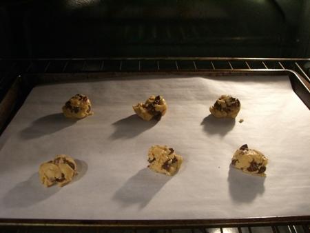 6 cookies per sheet...
