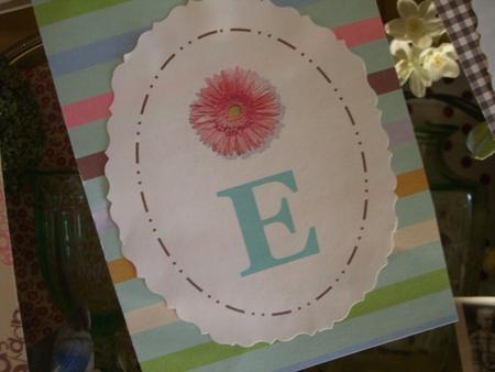 Cute E