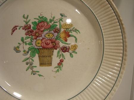 Plate...