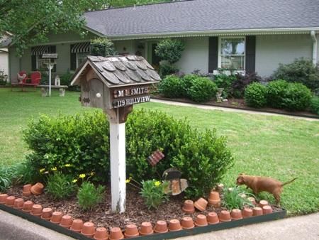Cherry Hill Cottage Little Flower Pots