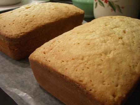 Pound Cakes...
