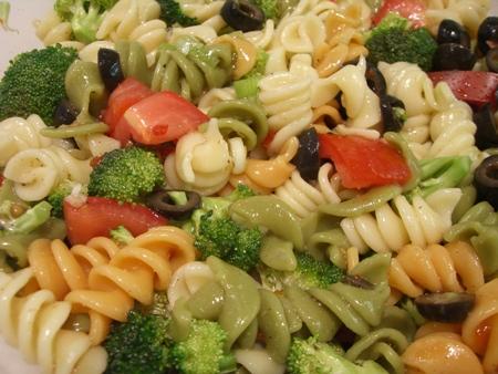 Good Pasta Salad...