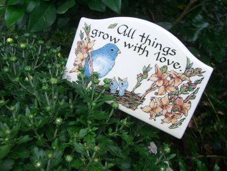 Grow with love...