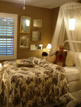 Cherry Hill Cottage Guest Bedroom