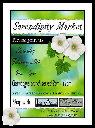Serendipity market 2010 new