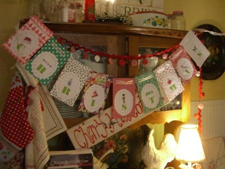 Christmas banner...