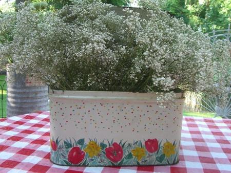 Vintage bread box...