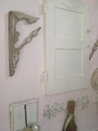 Old door...