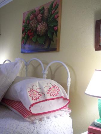 Christmas pillowcases...
