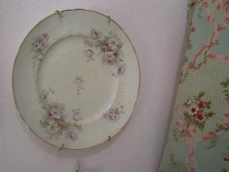Pretty plate...