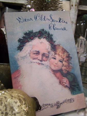 Vintage Farmhouse Christmas...