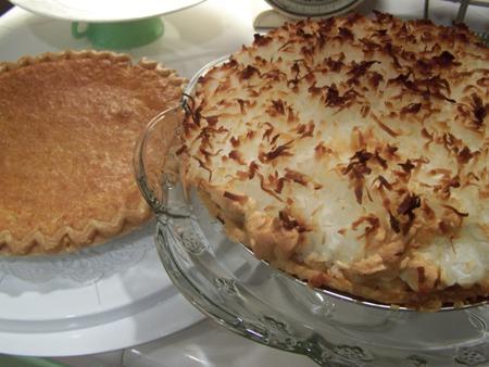 Thanksgiving pies...