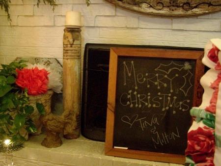 Chalkboard...