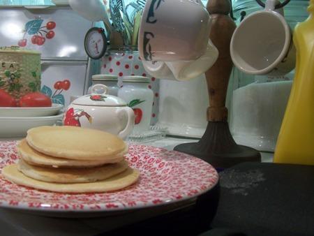 A stack of pancake...
