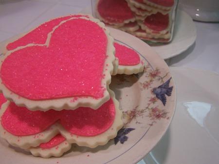 Sugar cookies...