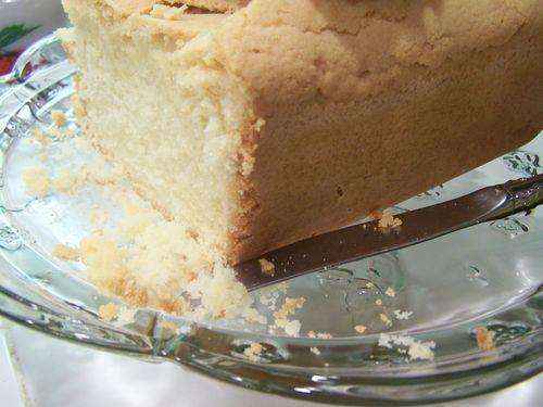 Grandmother's Pound Cake...