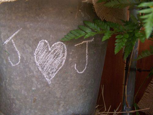 J loves J...