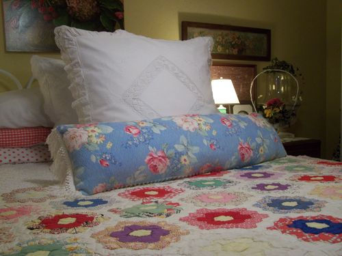Pretty pillow...