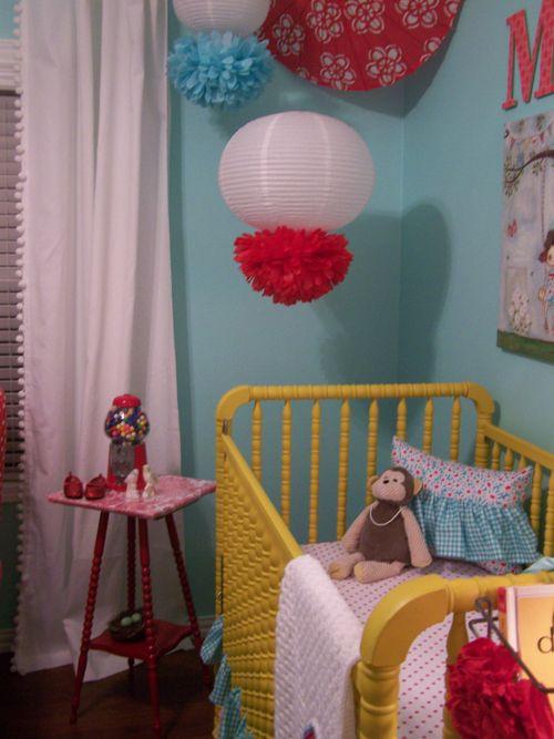 Jenny Lind Crib...