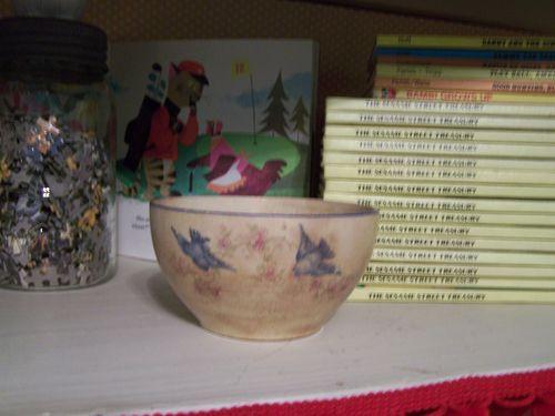 Bluebird bowl...