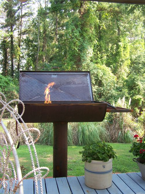 Milton's grill.....