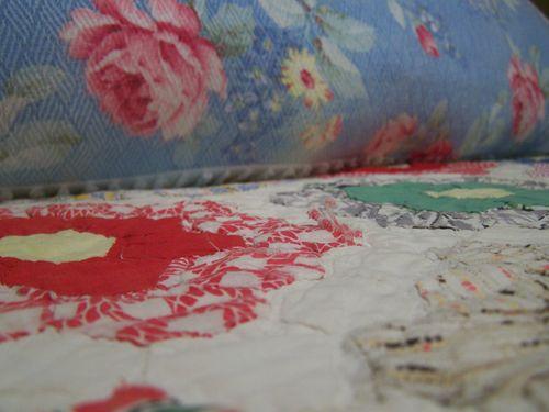 Pretty fabrics...