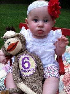 Marlee Pearl 6 months