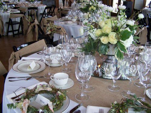 Table settings...